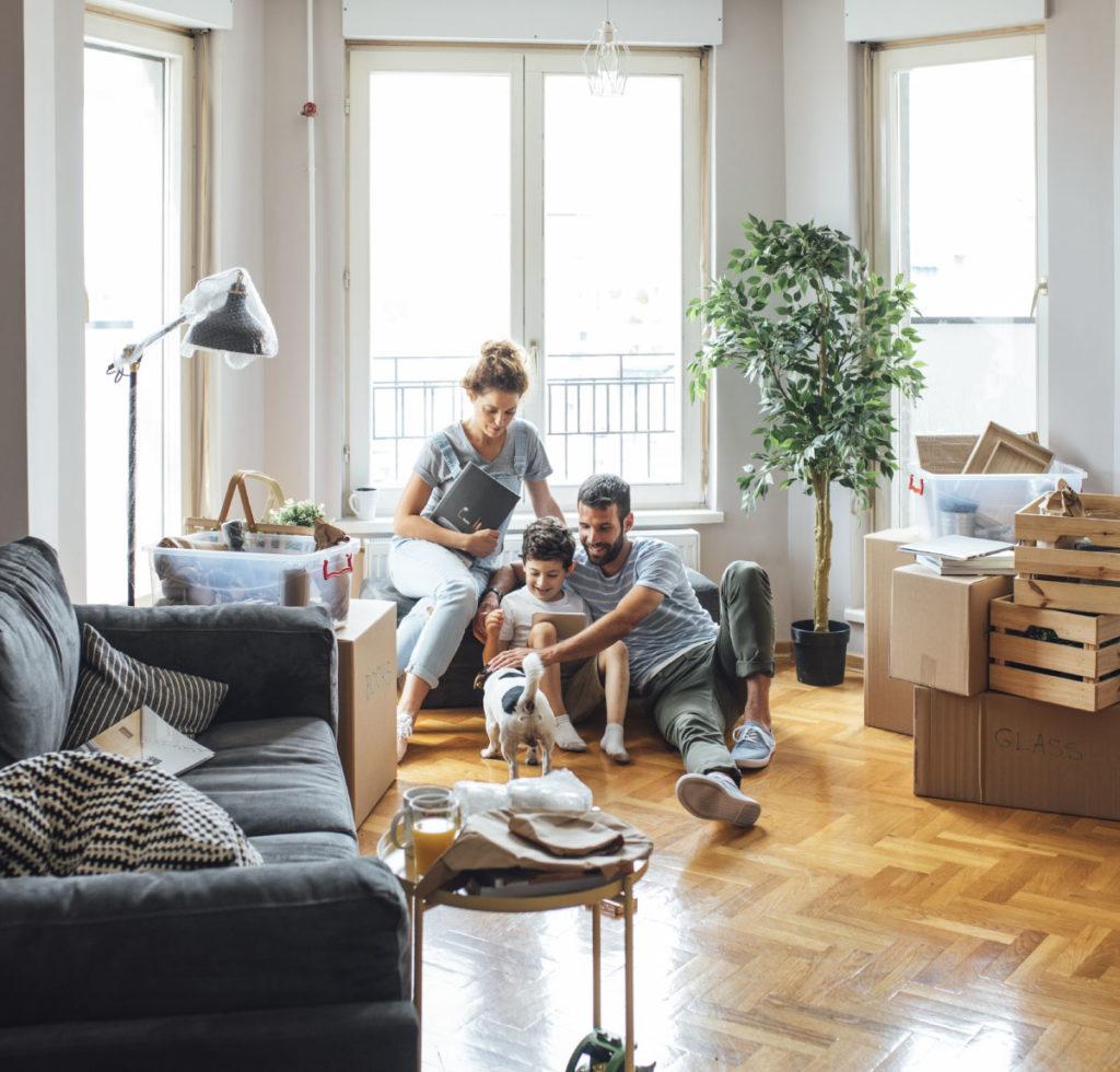 Baufinanzierung für das Eigenheim