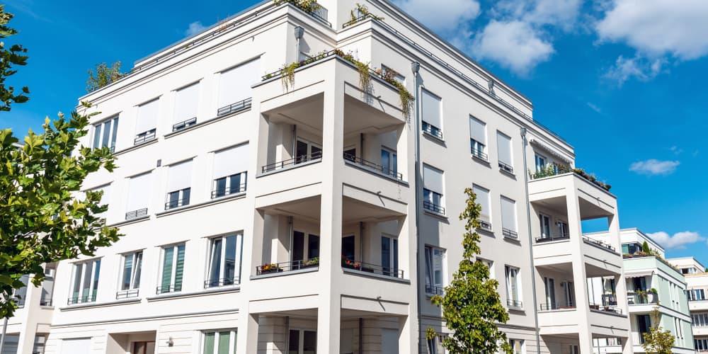 Ein Mehrfamilienhaus als Kapitalanlage in Deutschland